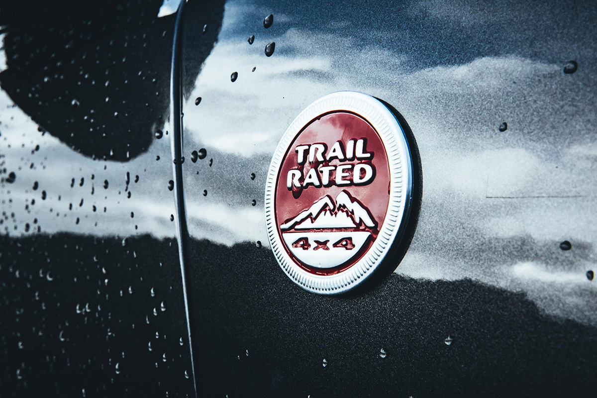 8-2 どんな悪路でも乗り越える、驚きの走破性を体験! Jeep®︎ ALL Trail-Ratedモデル試乗会レポート!