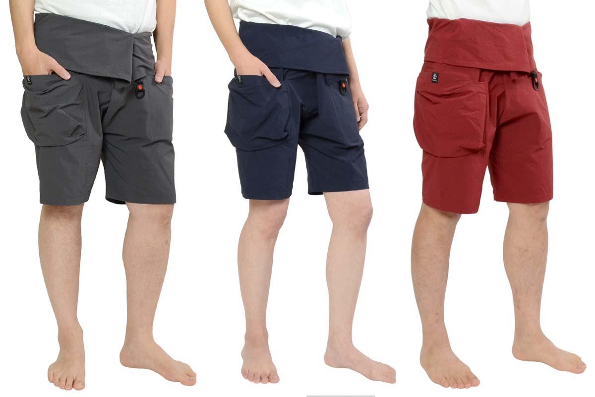 11_TORAYA2 夏ファッション・コーデの必需品!アウトドアからタウンユースまで活躍するメンズ・ショートパンツ特集