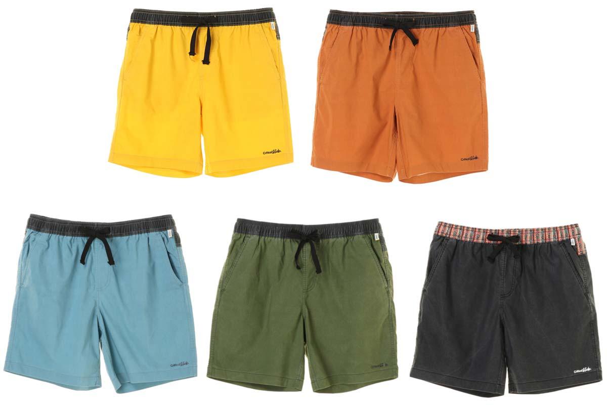 13_CRITICAL-SLIDE 夏ファッション・コーデの必需品!アウトドアからタウンユースまで活躍するメンズ・ショートパンツ特集
