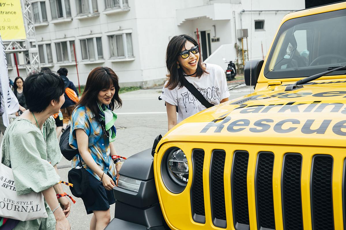 190808_jeep_fujirock_report_2019-25 日本最大級の野外ロック・フェスをJeep®︎ が駆け抜ける。FUJI ROCK FESTIVAL '19レポート!
