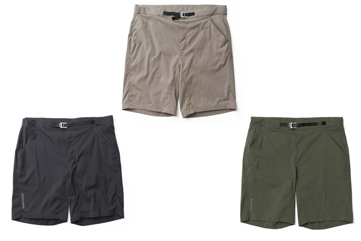 3_HOUDINI2 夏ファッション・コーデの必需品!アウトドアからタウンユースまで活躍するメンズ・ショートパンツ特集