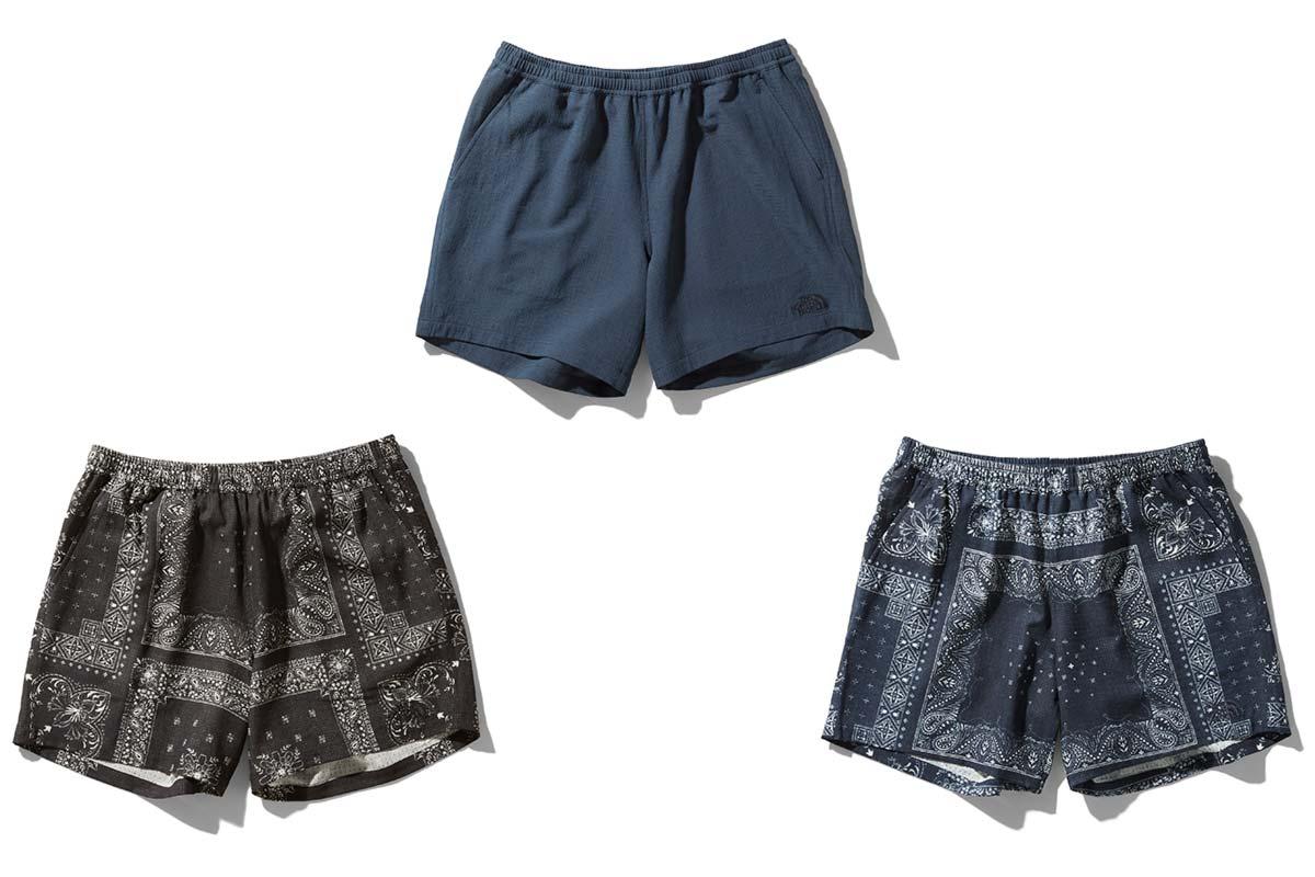6_THE-NORTH-FACE 夏ファッション・コーデの必需品!アウトドアからタウンユースまで活躍するメンズ・ショートパンツ特集