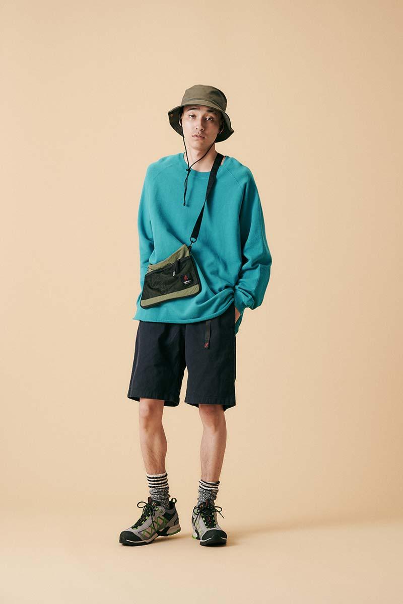 7_GRAMICCI1 夏ファッション・コーデの必需品!アウトドアからタウンユースまで活躍するメンズ・ショートパンツ特集