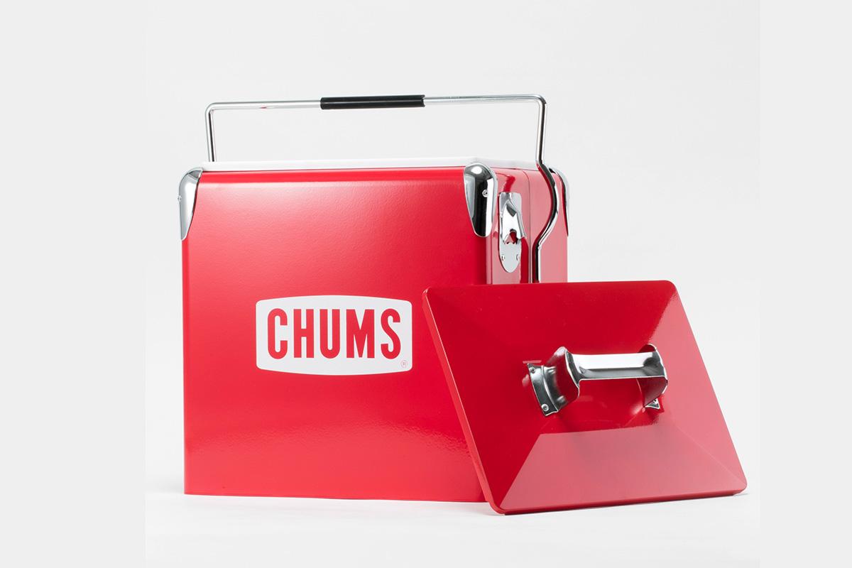 CHUMS 【2020年・最新おすすめクーラーボックス14選】ハード&ソフトタイプそれぞれ容量順にご紹介!