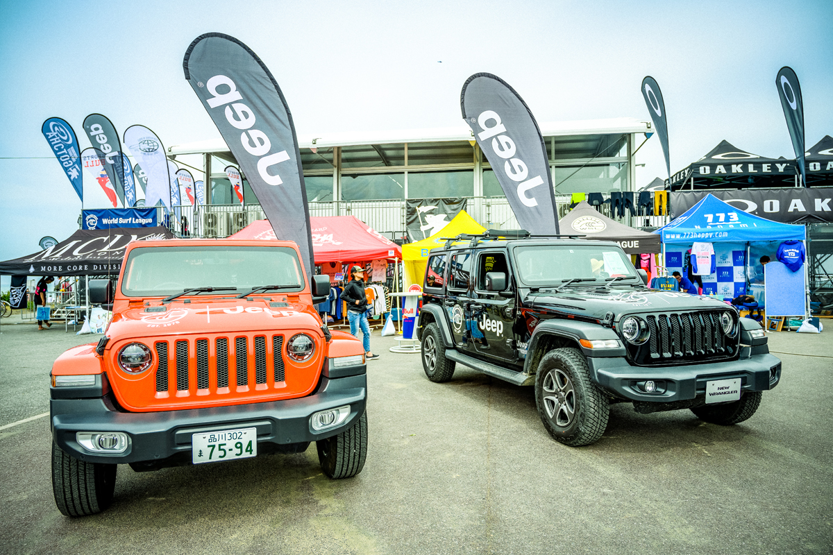 realstyle190725_04 WSL X Jeep® Passion for the Future