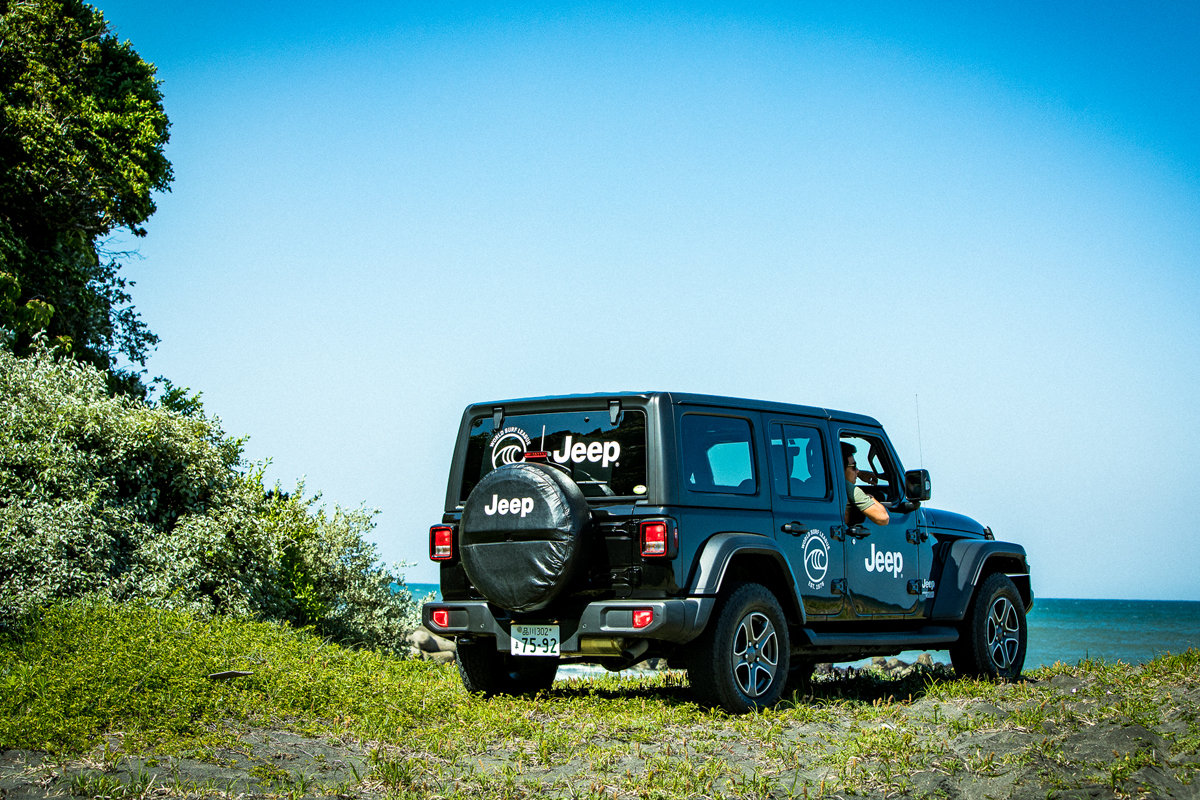realstyle190725_07 WSL X Jeep® Passion for the Future
