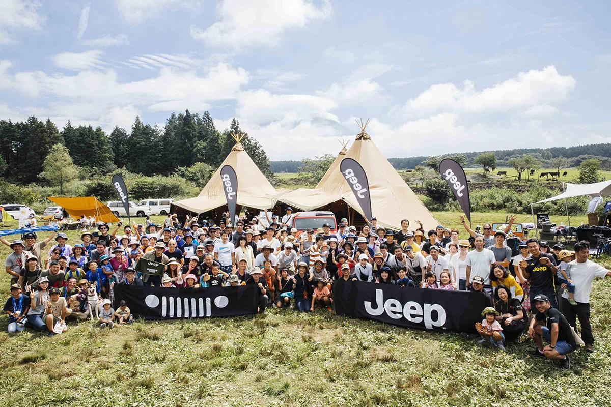 01_3329 Jeep® で楽しむ。みんなでつくる。2DAYSファミリーキャンプ
