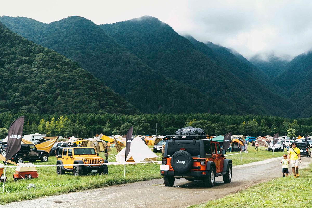 1-1 【Jeep® Festival 2019】オーナーさんこだわりのキャンプギアが満載!テントスナップ14選
