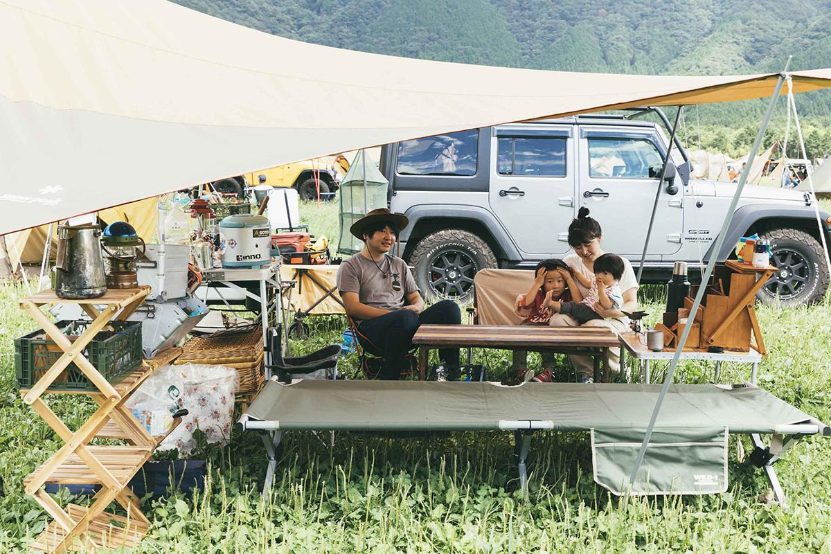 15-1 【Jeep® Festival 2019】オーナーさんこだわりのキャンプギアが満載!テントスナップ14選