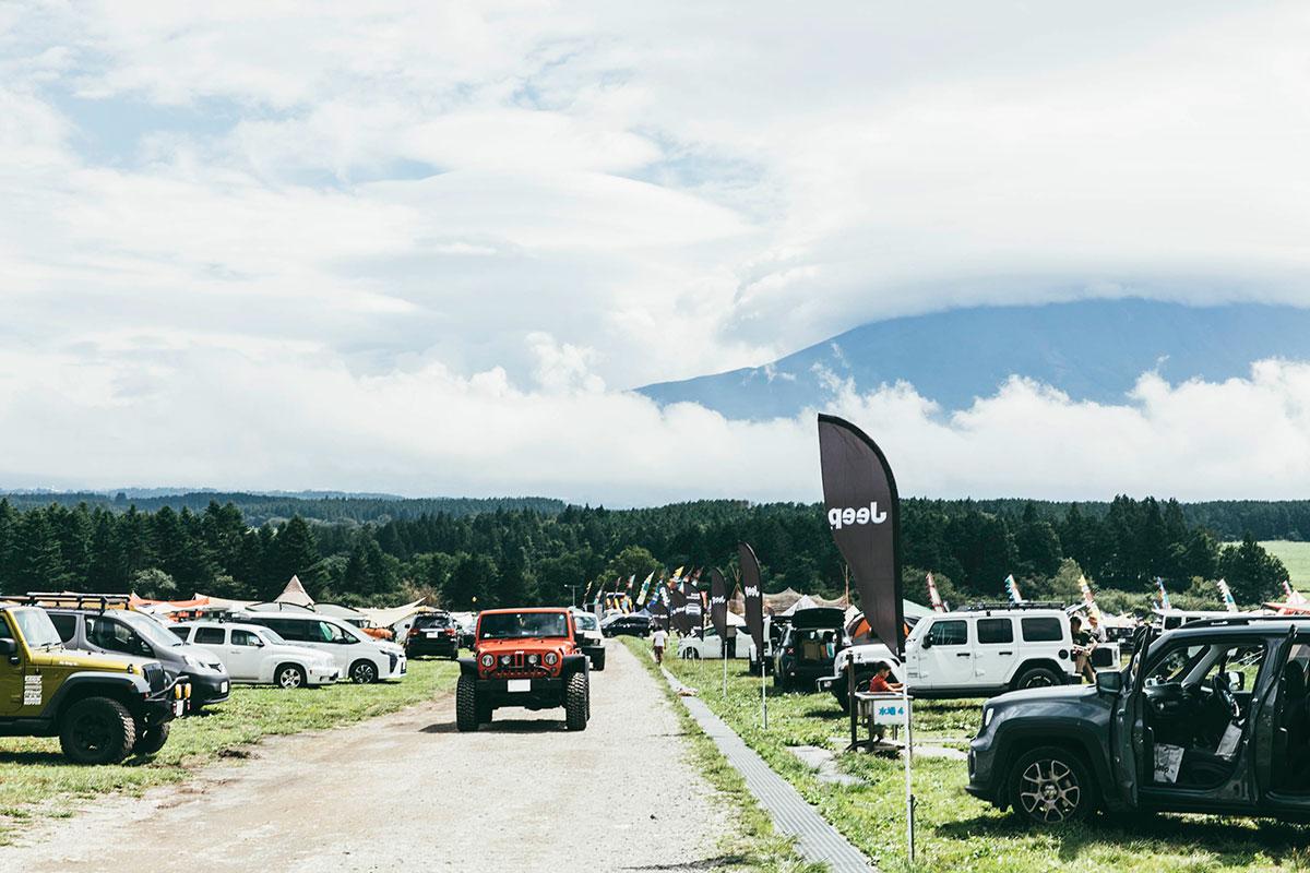 2 Jeep® オーナーたちの祭典<Jeep® Festival 2019>が開催!笑顔に溢れたふもとっぱらでの2日間をレポート