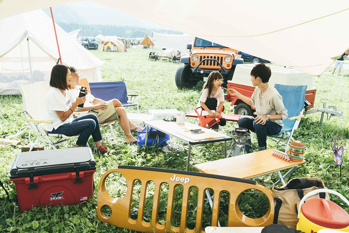 21-1 【Jeep® Festival 2019】オーナーさんこだわりのキャンプギアが満載!テントスナップ14選