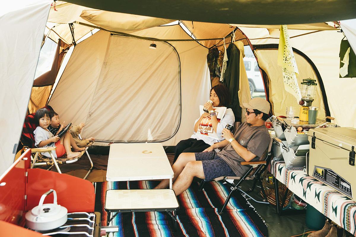 25-1 【Jeep® Festival 2019】オーナーさんこだわりのキャンプギアが満載!テントスナップ14選