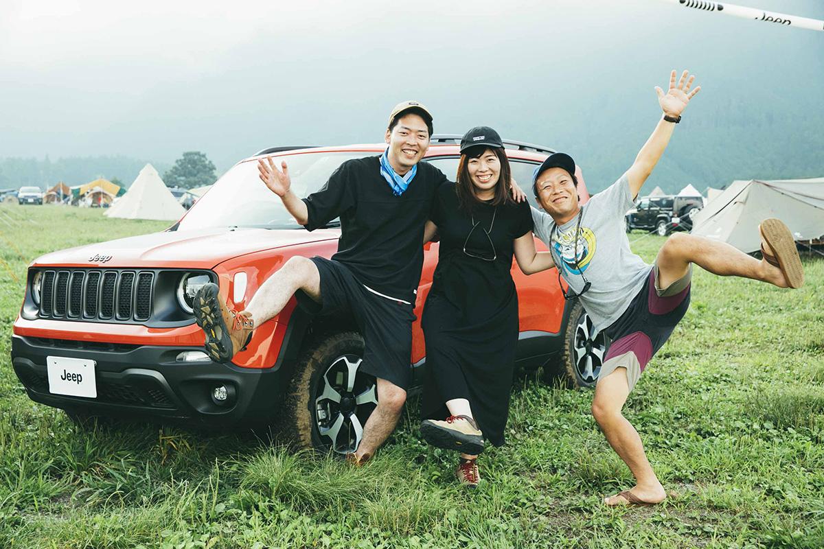 5-1 【Jeep® Festival 2019】オーナーさんこだわりのキャンプギアが満載!テントスナップ14選