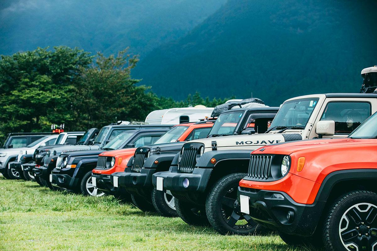 57 Jeep® オーナーたちの祭典<Jeep® Festival 2019>が開催!笑顔に溢れたふもとっぱらでの2日間をレポート