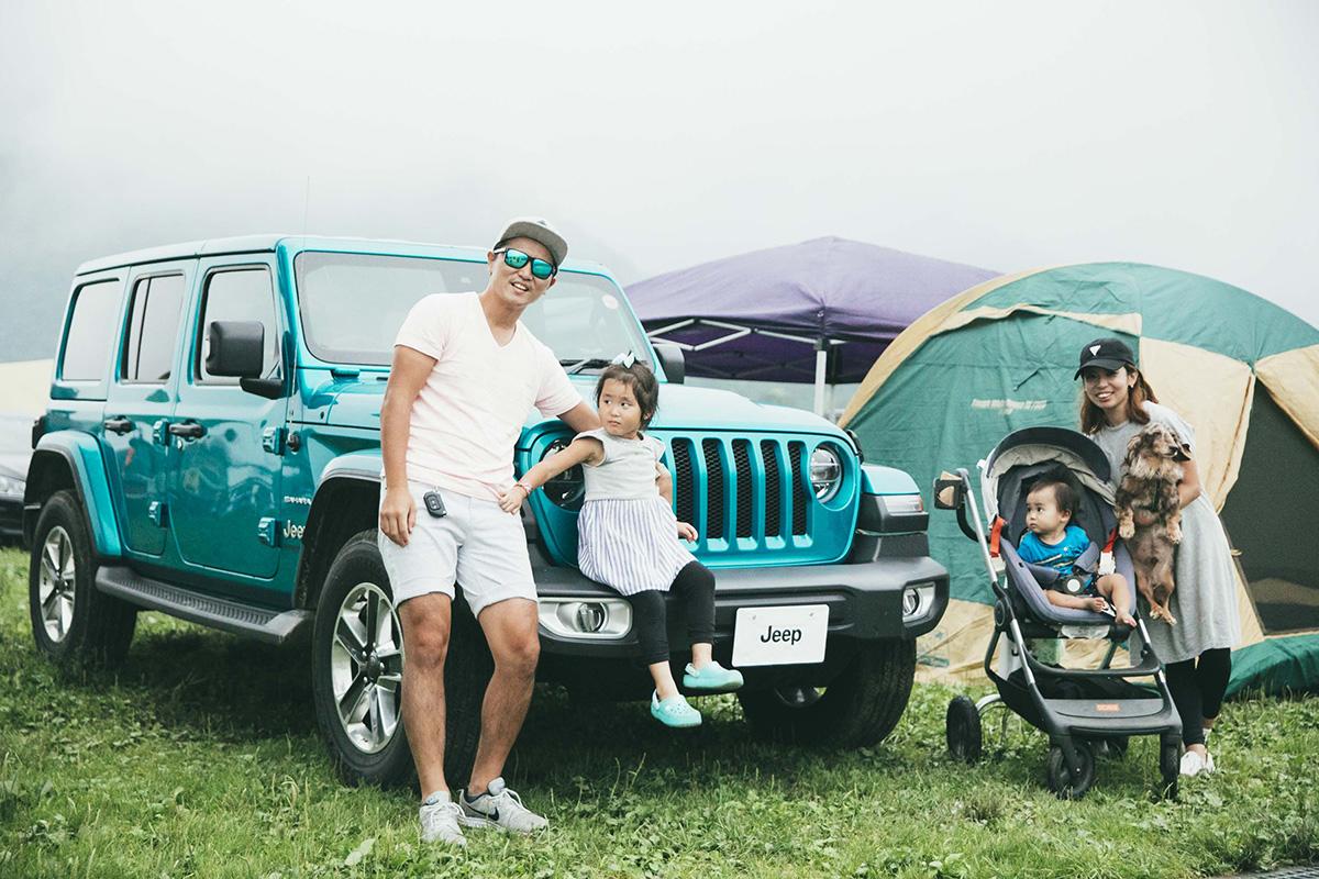 8-1 【Jeep® Festival 2019】オーナーさんこだわりのキャンプギアが満載!テントスナップ14選