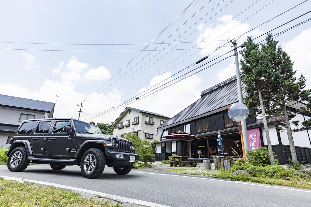02_JEEP-45834 UNMAP YOUR LIFE ~長野県、雨飾山編~ 自分を解放する、こだわりの時間