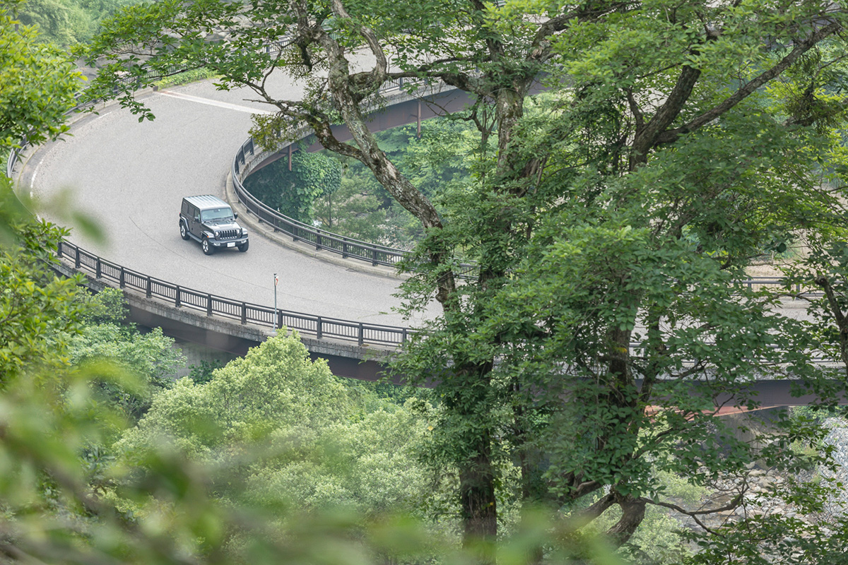 11_JEEP-46039 UNMAP YOUR LIFE ~長野県、雨飾山編~ 自分を解放する、こだわりの時間