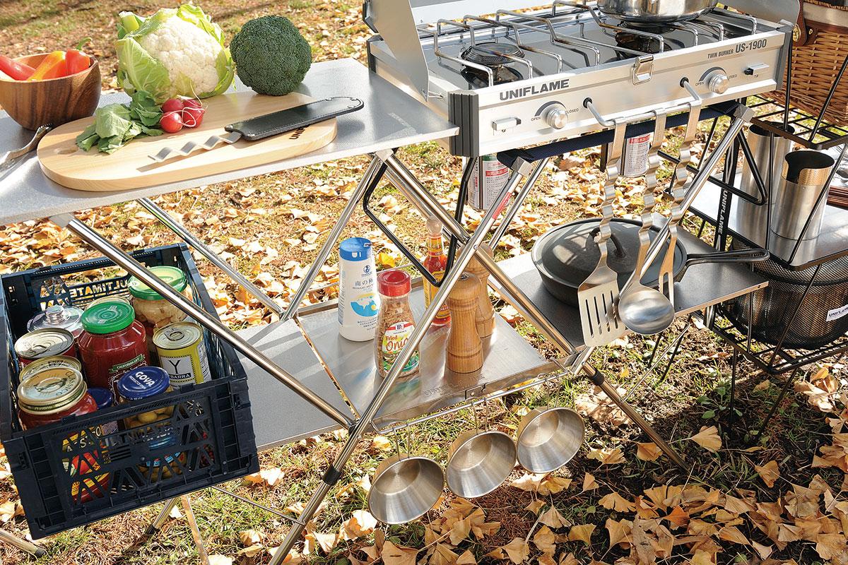 1-3 【料理ギア特集12選】アウトドアでも家でも使える!機能性バツグン&デザインがおしゃれな料理ギア特集