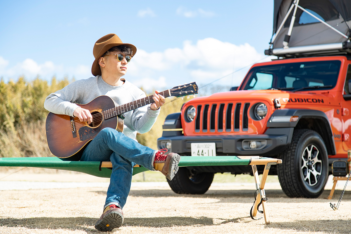 realstyle20200401_02 【Easy Camping with Jeep Wrangler】ルーフトップテントを載せ、向かうは海辺のキャンプ場
