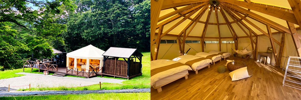 10-2 プライベート空間で楽しめる!感染症対策もバッチリな日本全国のキャンプ施設17選