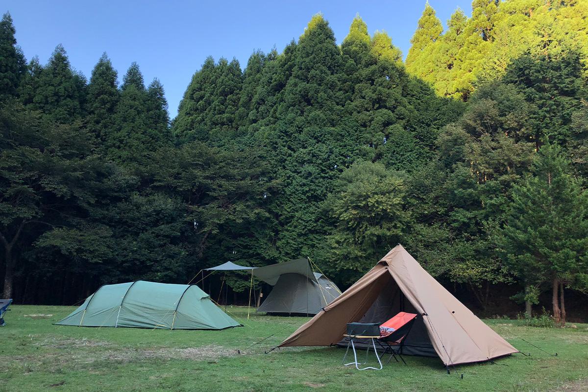 11-1 プライベート空間で楽しめる!感染症対策もバッチリな日本全国のキャンプ施設17選