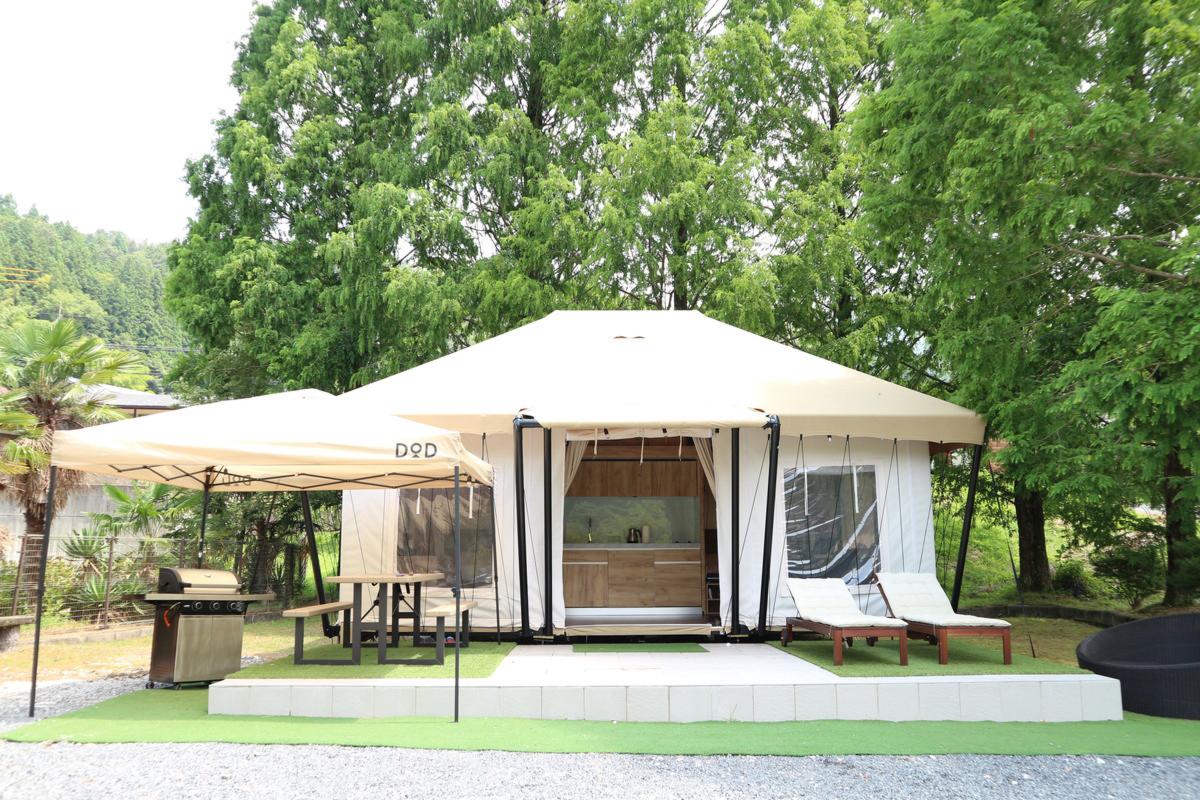 13-1 プライベート空間で楽しめる!感染症対策もバッチリな日本全国のキャンプ施設17選