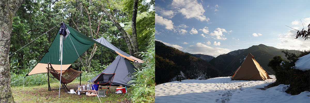 15-2 プライベート空間で楽しめる!感染症対策もバッチリな日本全国のキャンプ施設17選