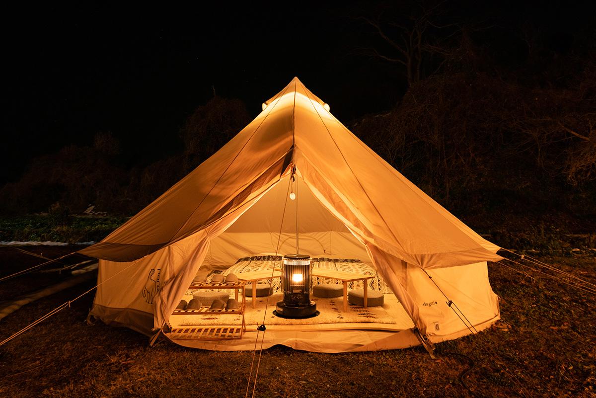 17-1 プライベート空間で楽しめる!感染症対策もバッチリな日本全国のキャンプ施設17選