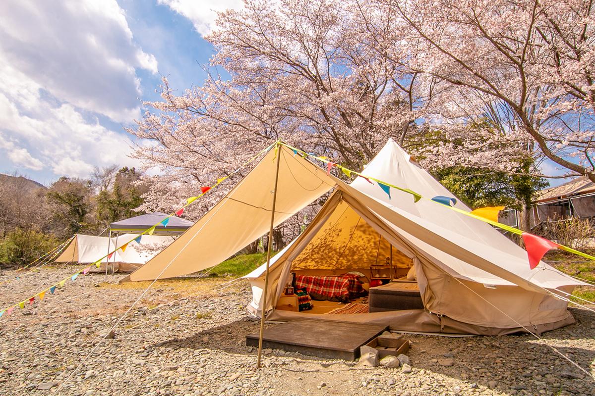 5-1 プライベート空間で楽しめる!感染症対策もバッチリな日本全国のキャンプ施設17選