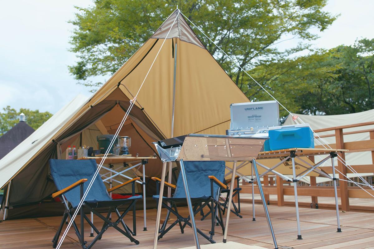 6-1 プライベート空間で楽しめる!感染症対策もバッチリな日本全国のキャンプ施設17選