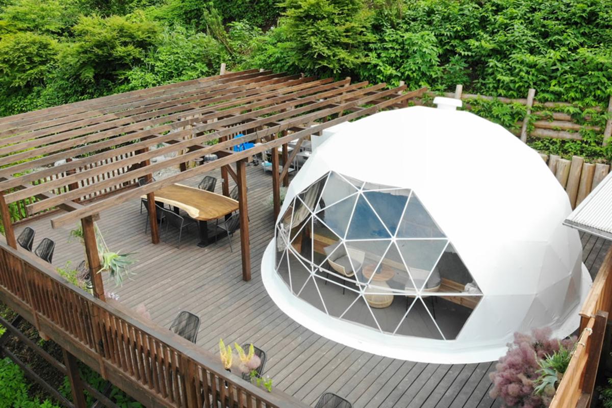 7-1 プライベート空間で楽しめる!感染症対策もバッチリな日本全国のキャンプ施設17選