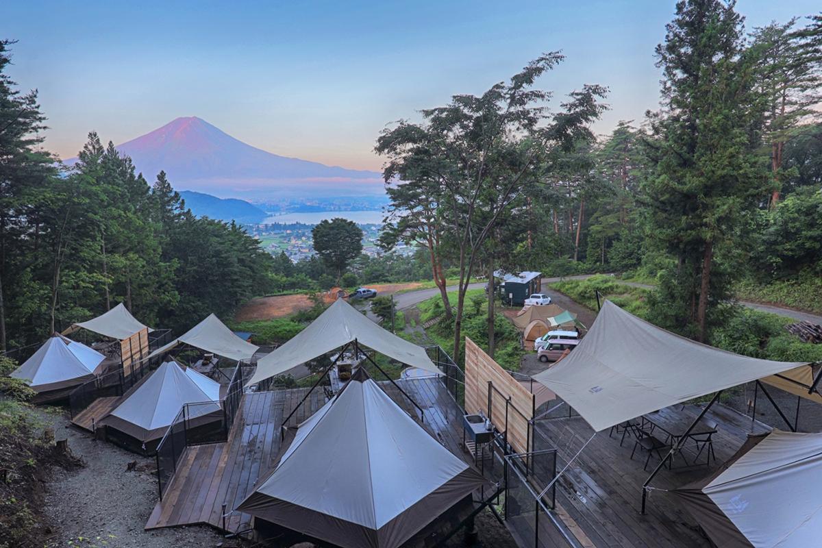 8-1 プライベート空間で楽しめる!感染症対策もバッチリな日本全国のキャンプ施設17選
