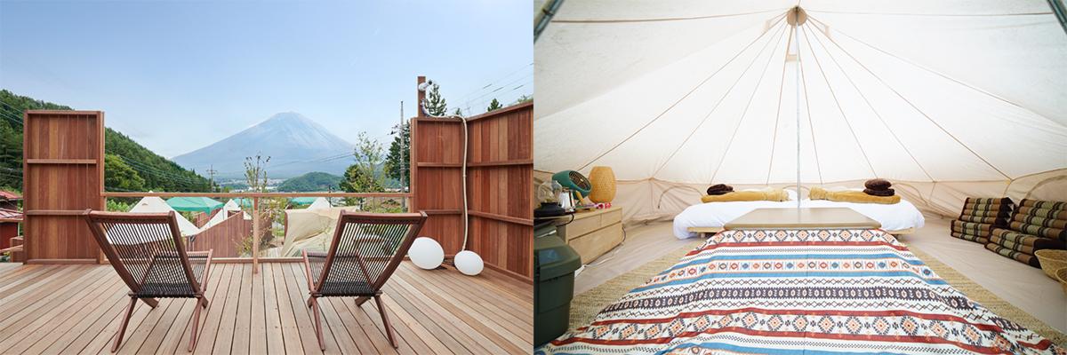 9-2 プライベート空間で楽しめる!感染症対策もバッチリな日本全国のキャンプ施設17選