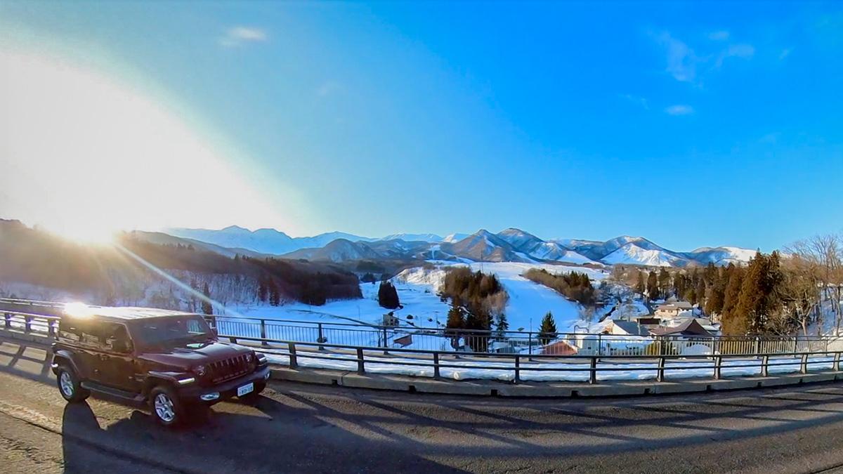 7 Jeepの旅、その先の光景 〜雪山を遊び尽くす人々の視界〜