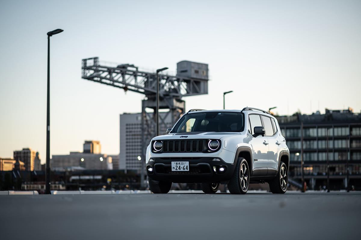 DSC9092 Jeep初のPHEV、Renegade 4xe日本上陸!~電動化でより鮮明になったJeepの意志と決意~