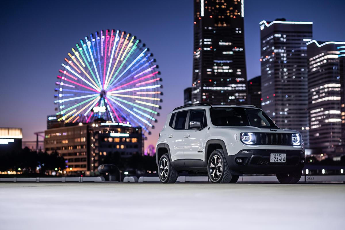 DSC9206 Jeep初のPHEV、Renegade 4xe日本上陸!~電動化でより鮮明になったJeepの意志と決意~