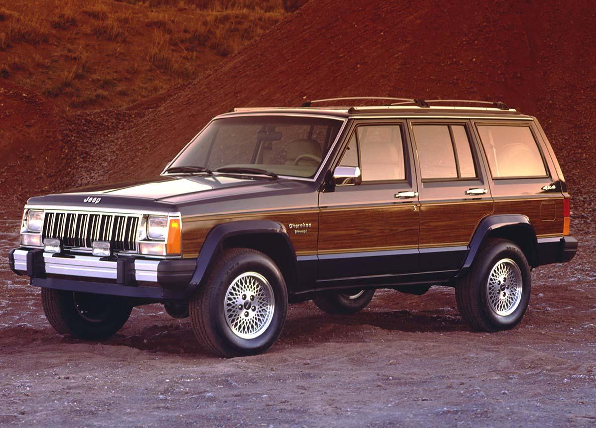 resize_1991-Jp-Cherokee-Briarwood-frnt-lft-color-2 【Jeepオーナーインタビュー】新作ラングラーとともに走り続けるフォトグラファーとしての道程