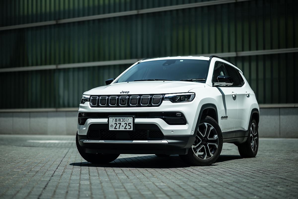 15 インテリアデザインを刷新した新型Jeep Compassに試乗! 〜モダンで居心地のいいインテリアに囲まれて、オールマイティに使える魅力がさらに増した〜