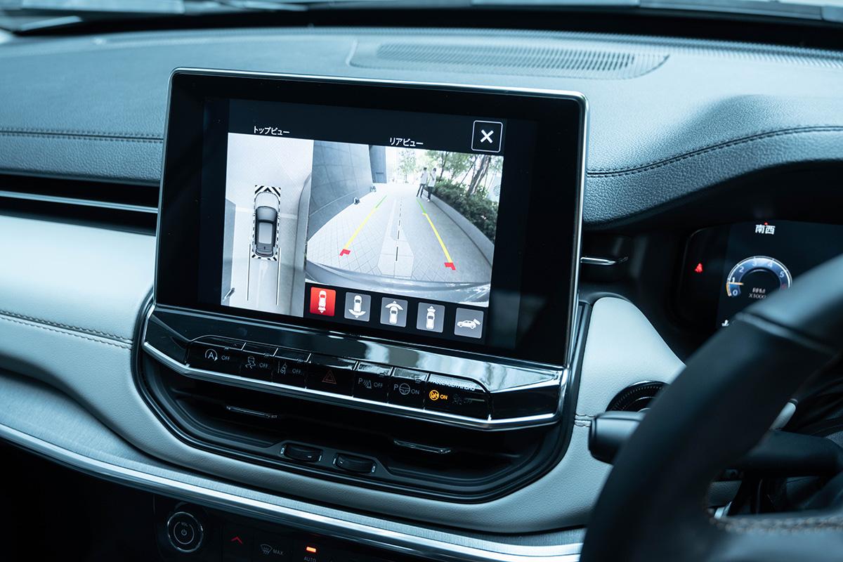 18 インテリアデザインを刷新した新型Jeep Compassに試乗! 〜モダンで居心地のいいインテリアに囲まれて、オールマイティに使える魅力がさらに増した〜