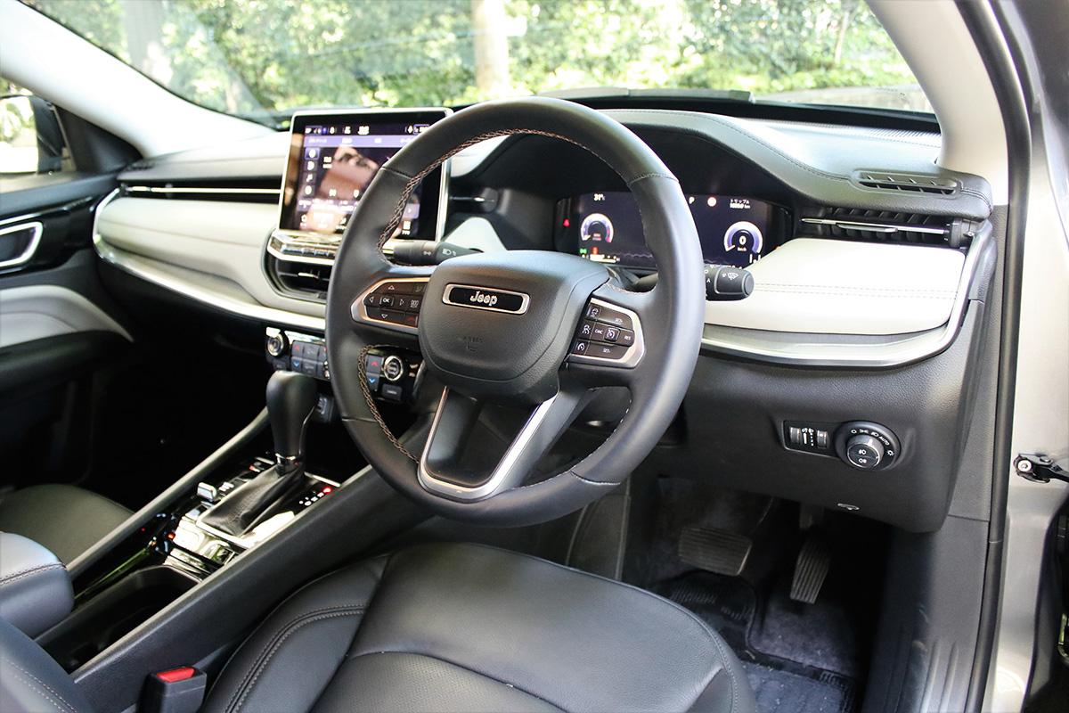 1 新型Jeep Compass Limited試乗インプレッション 〜悪路だけじゃない、高速移動もお手の物〜