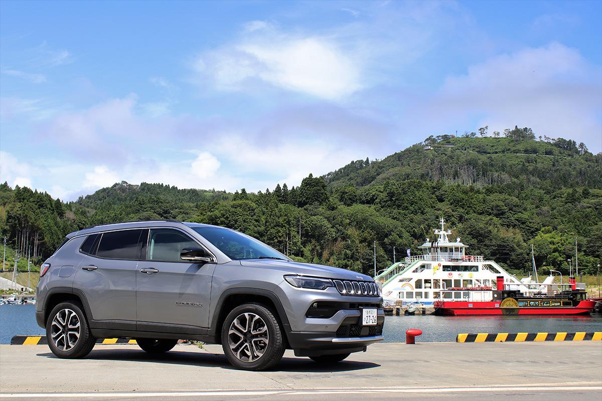 2-1 新型Jeep Compass Limited試乗インプレッション 〜悪路だけじゃない、高速移動もお手の物〜