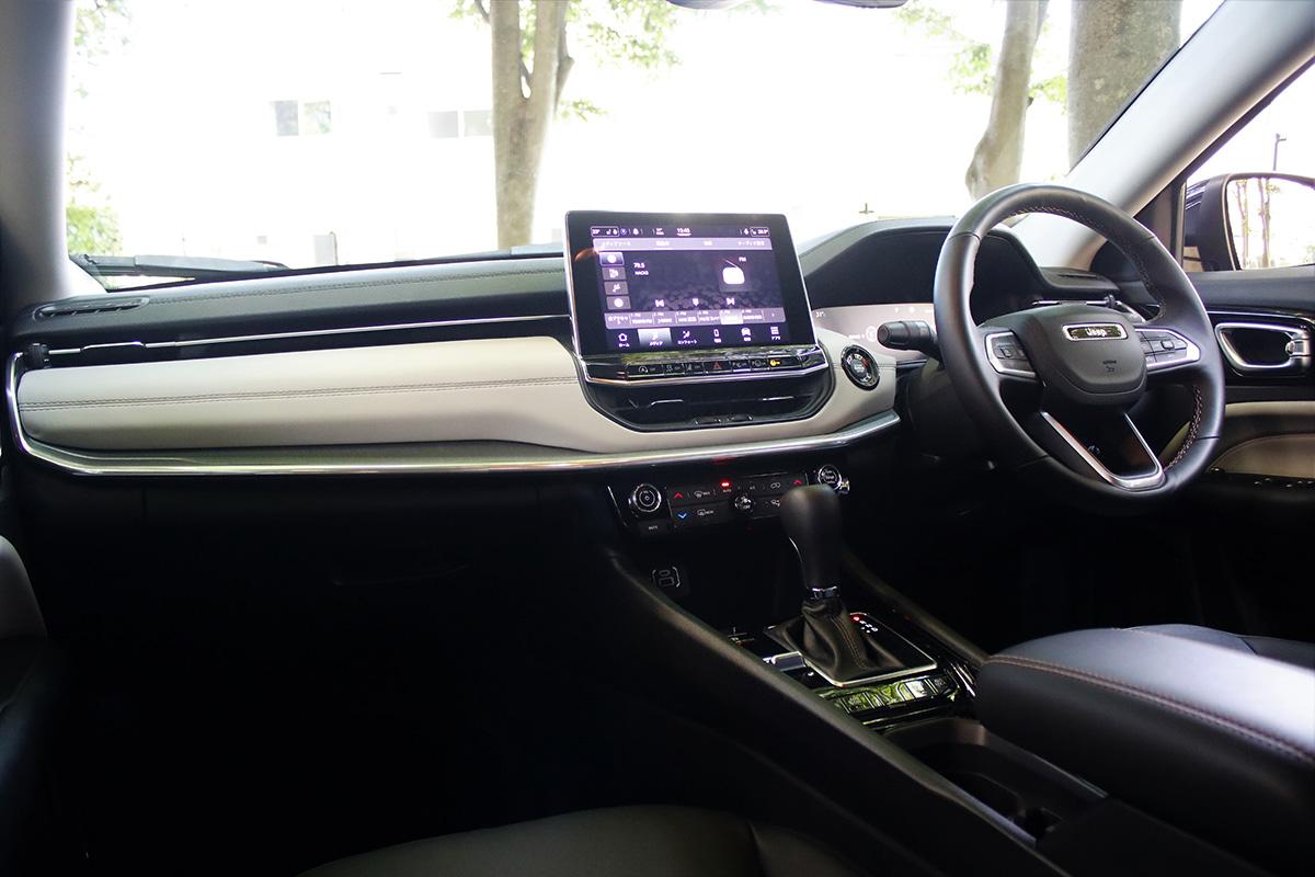 3-1 新型Jeep Compass Limited試乗インプレッション 〜悪路だけじゃない、高速移動もお手の物〜