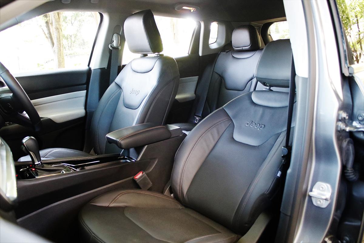 4-1 新型Jeep Compass Limited試乗インプレッション 〜悪路だけじゃない、高速移動もお手の物〜