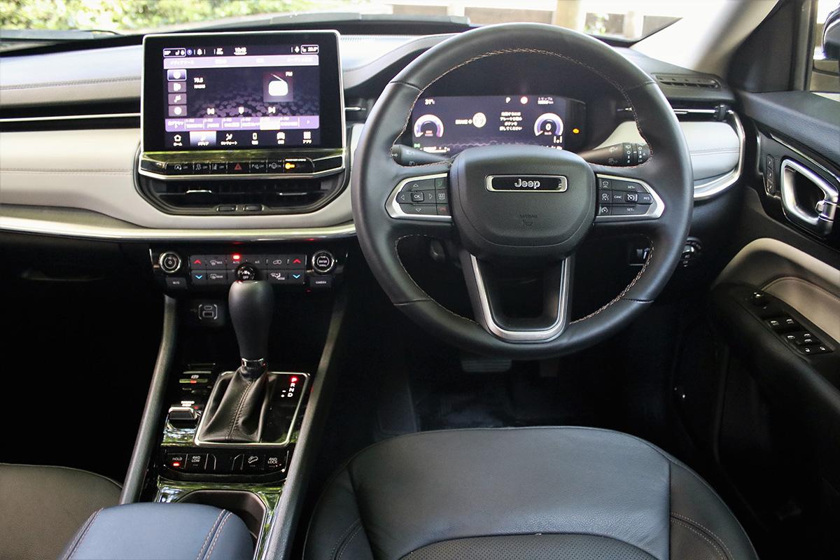 6-1 新型Jeep Compass Limited試乗インプレッション 〜悪路だけじゃない、高速移動もお手の物〜