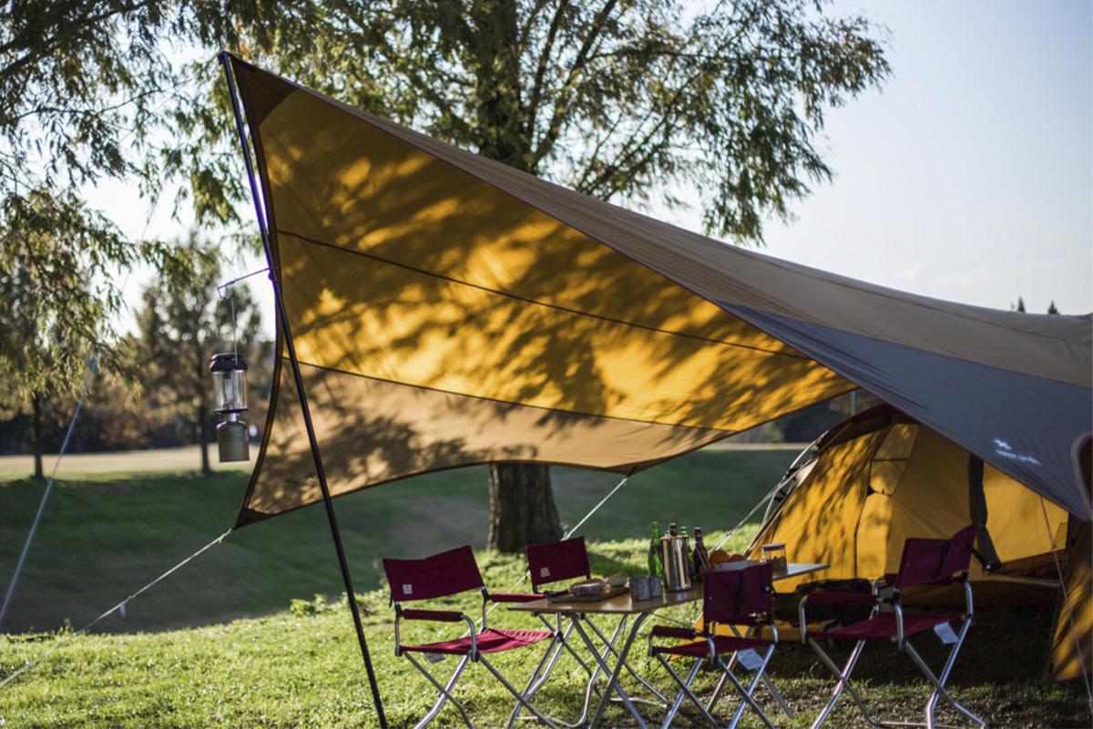 3-2 【2021年・テント特集】ファミリー、ソロ、カップル・友達まで!<br>キャンプにおすすめの最新&おしゃれテント15選